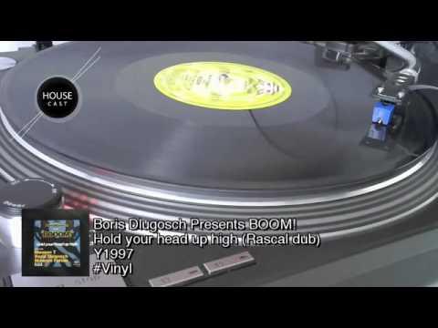 Boris Dlugosch Presents BOOM! - Hold your head up high (Rascal dub)