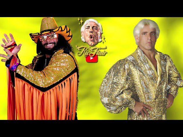 Ric Flair REVIEWS Macho Man Vs. Ric Flair