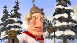 Горка зимой -- Лукоморье Пикчерз