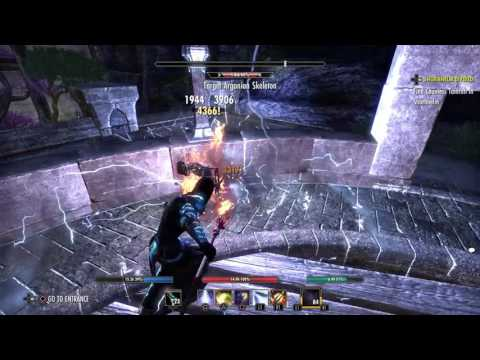 Solo Mag Sorc with Julianos CP 498 30k DPS