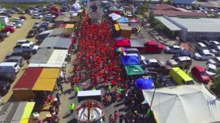 Los Laga Bay and OPC in Aruba Grand Carnival Parade 2017