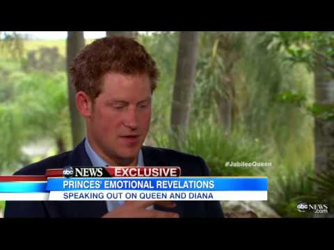 Thumbnail: HRH Prince Harry Opens Up in Katie Couric Interview