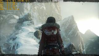 Rise of the Tomb Raider Gtx 970 G1 game , i5 3330 Benchmark