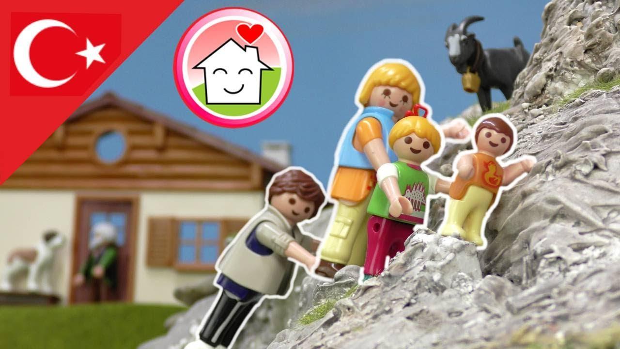 Playmobil Türkçe Hauser Ailesi Dağlarda - Hauser Ailesi - Çocuk filmi