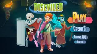 Diseviled Action Platform Game
