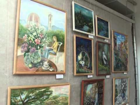 В художественной школе Ревды выставлены дипломные работы  В художественной школе Ревды выставлены дипломные работы выпускников