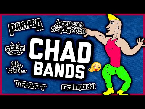 THE TOP 8 ULTIMATE CHAD BANDS!