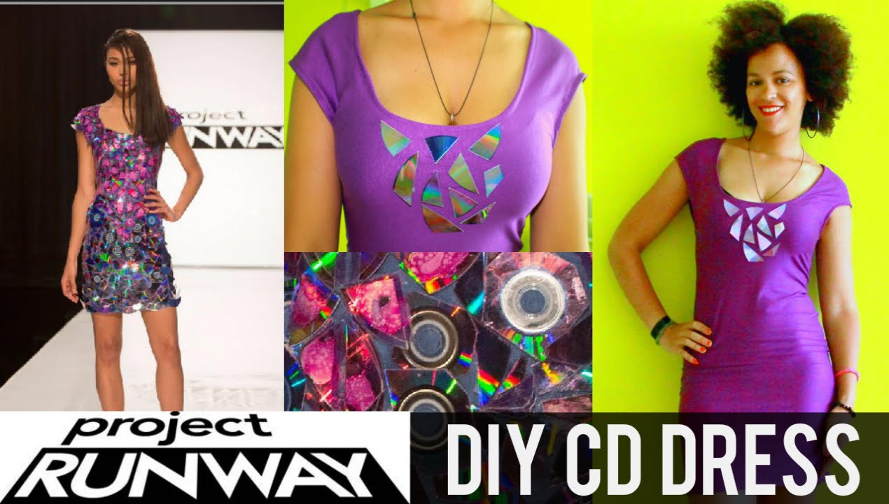 DIY Project Runway Mitchell Inspired CD Dress | Sewing For ...