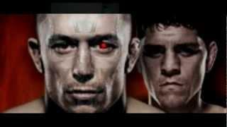 UFC 158 Promo Trailer #2 - ST-PIERRE (GSP) vs DIAZ
