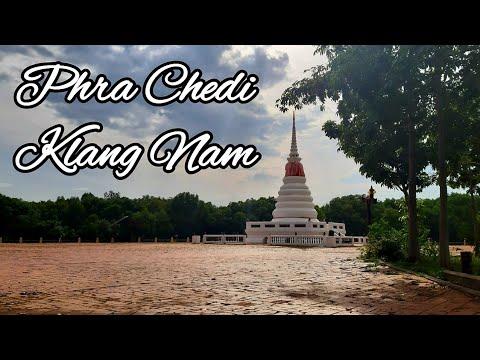 Phra Chedi Klang Nam tour in Rayong, Thailand by BeyondOnesKhen TH