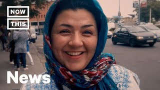 Inside This Family's Escape From the Taliban   NowThis