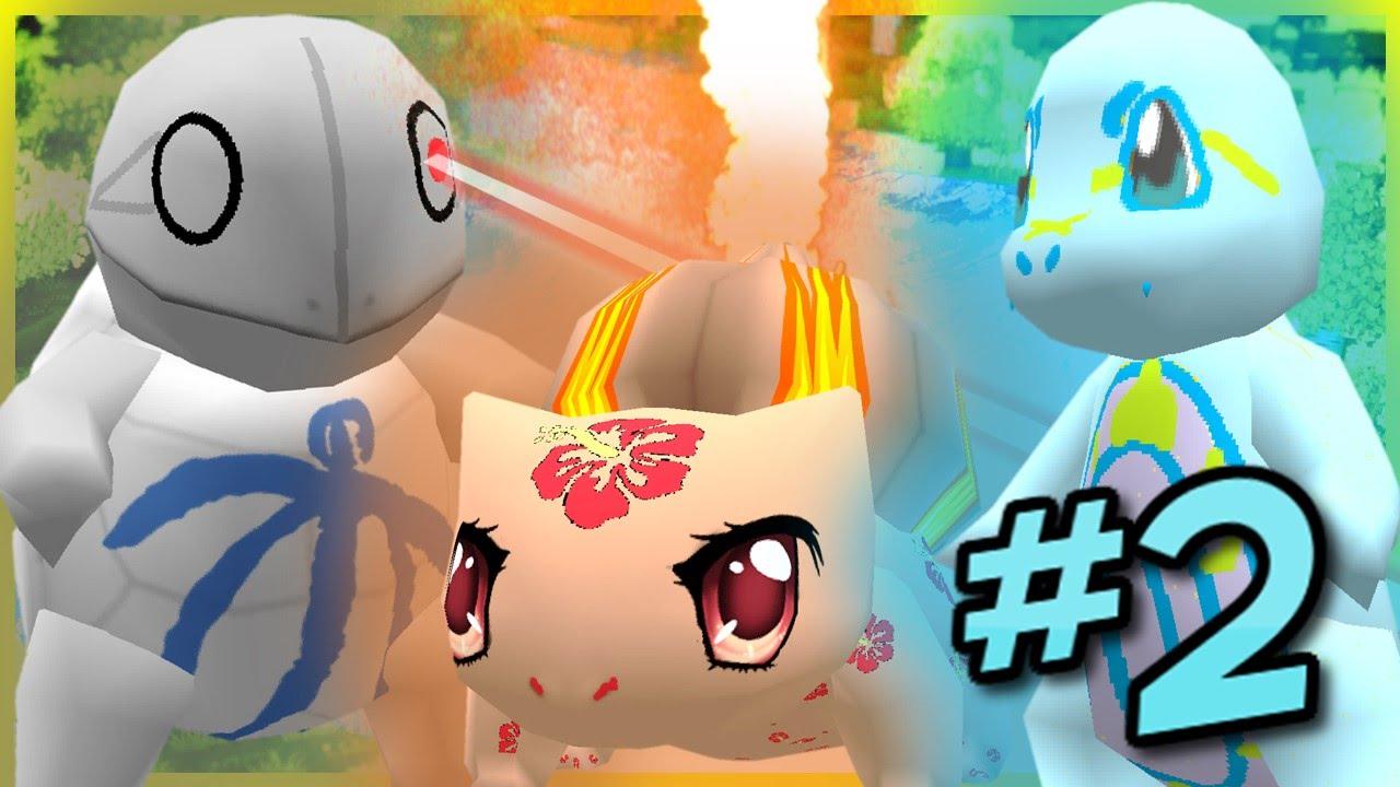 pixelmon how to make pokemon bigger