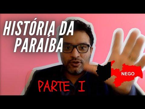 História da Paraíba PMPB 01/03