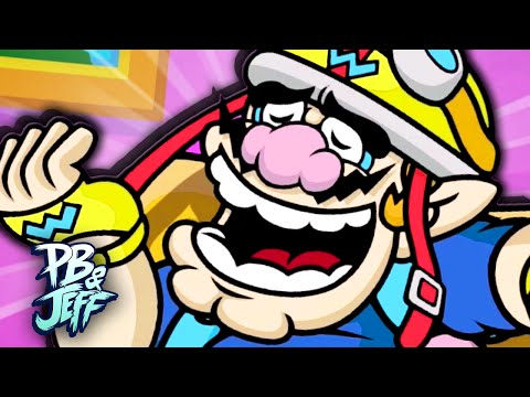 WE'RE ON CAMERA (AGAIN)! - Game and Wario #1