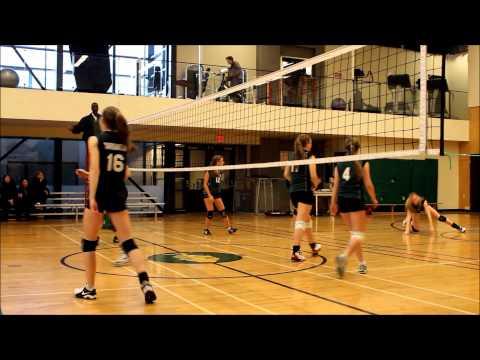 UTS Senior Girls' Volleyball vs. Greenwood College School