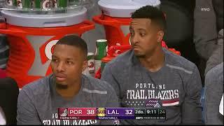 Los Angeles Lakers vs. Portland Trail Blazers - Condensed Game