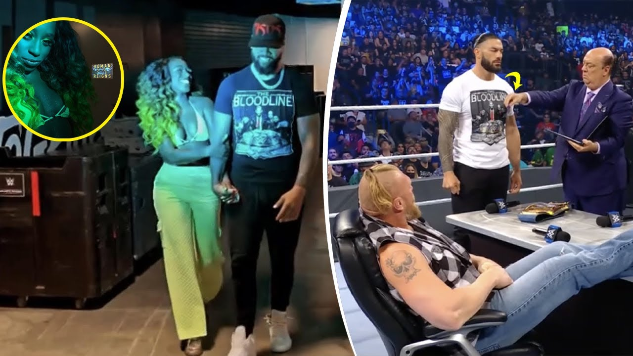 Download Sonya Deville Goes TOO FAR With Naomi! Bianca Belair & Sasha Banks CHANGE! Roman ABANDONS Heyman