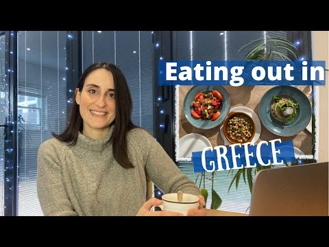 7 Common types of Greek Restaurants- Slow Greek Lesson (EN& GR subs) #linguatree #Greekrestaurants