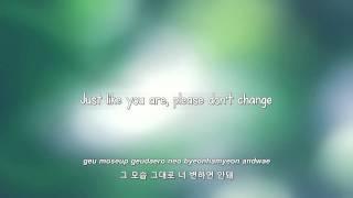 SE7EN- 그런 사람 (A Person Like That) lyrics [Eng. | Rom. | Han.]