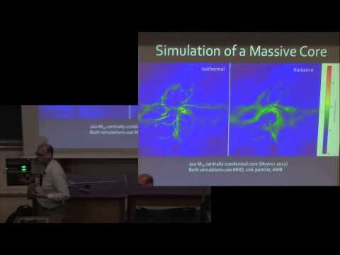 Mark Krumholz - The Origin of the Stellar Initial Mass Function