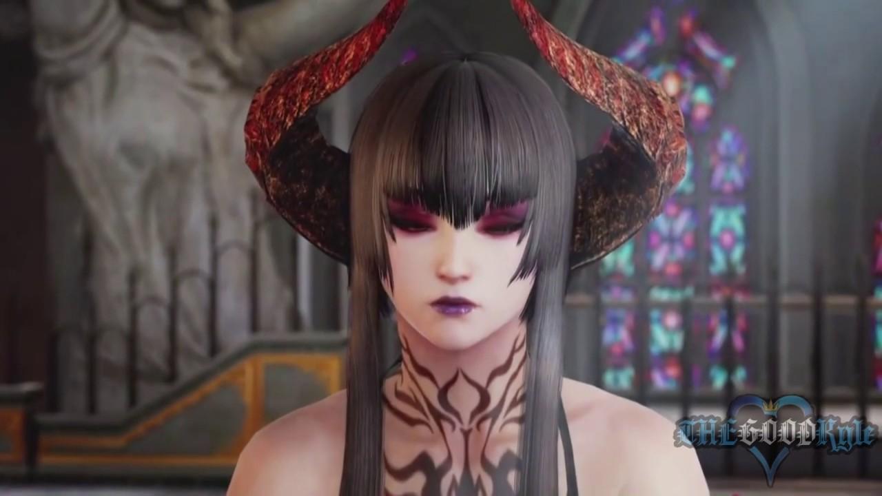 Tekken 7: Eliza Story Cutscenes