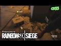 Close call Defuse!! - Rainbow Six Siege - Multiplayer Gameplay #025