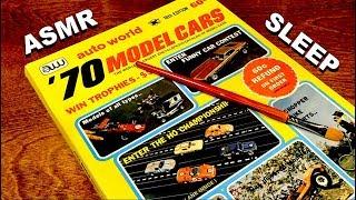 Model Car Catalog PART 1 - ASMR