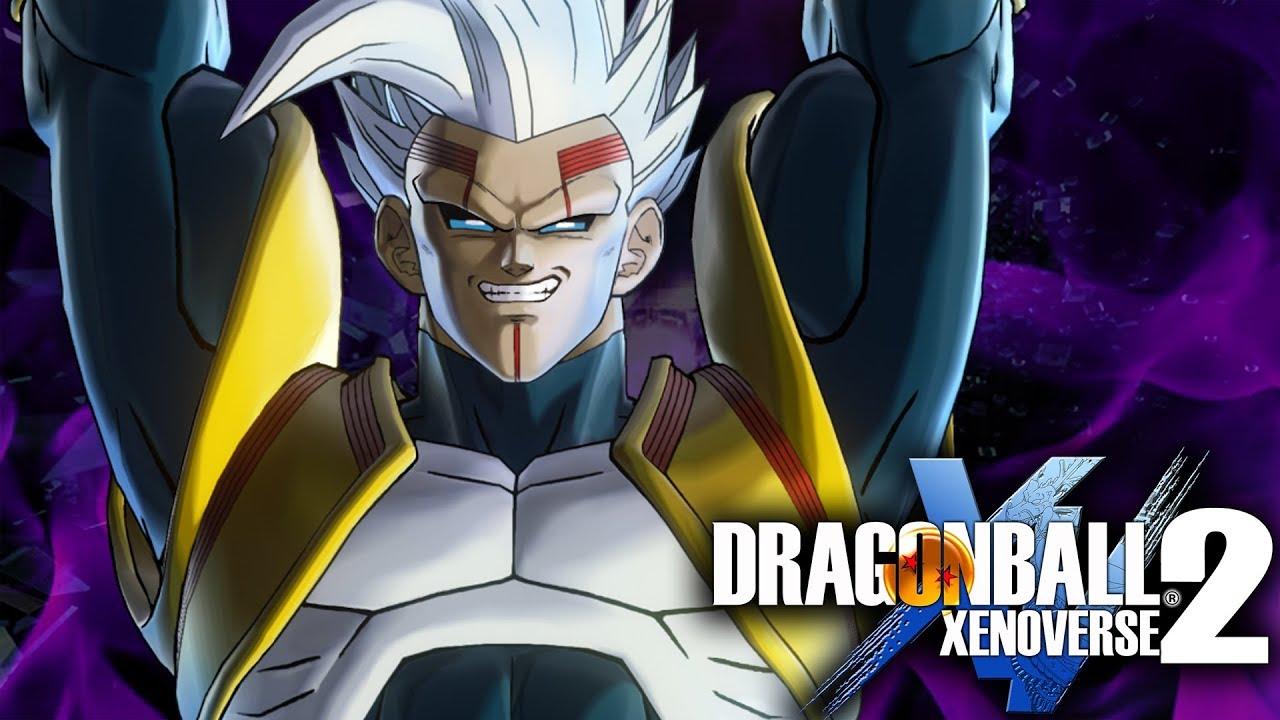 Dragon Ball Xenoverse 2 DLC Pack 7 HD Screenshots #1!!! Super Baby 2 Moveset!