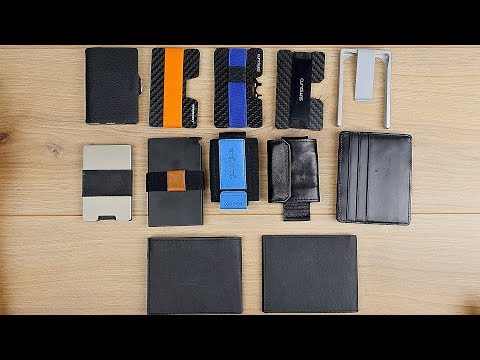 13 Slim Wallets