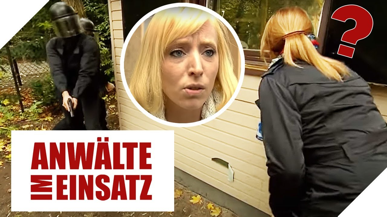 Ulrike Tasic will wissen: Welches Geheimnis setzt Birgit unter Druck?  2/2  Anwälte im Einsatz SAT.1