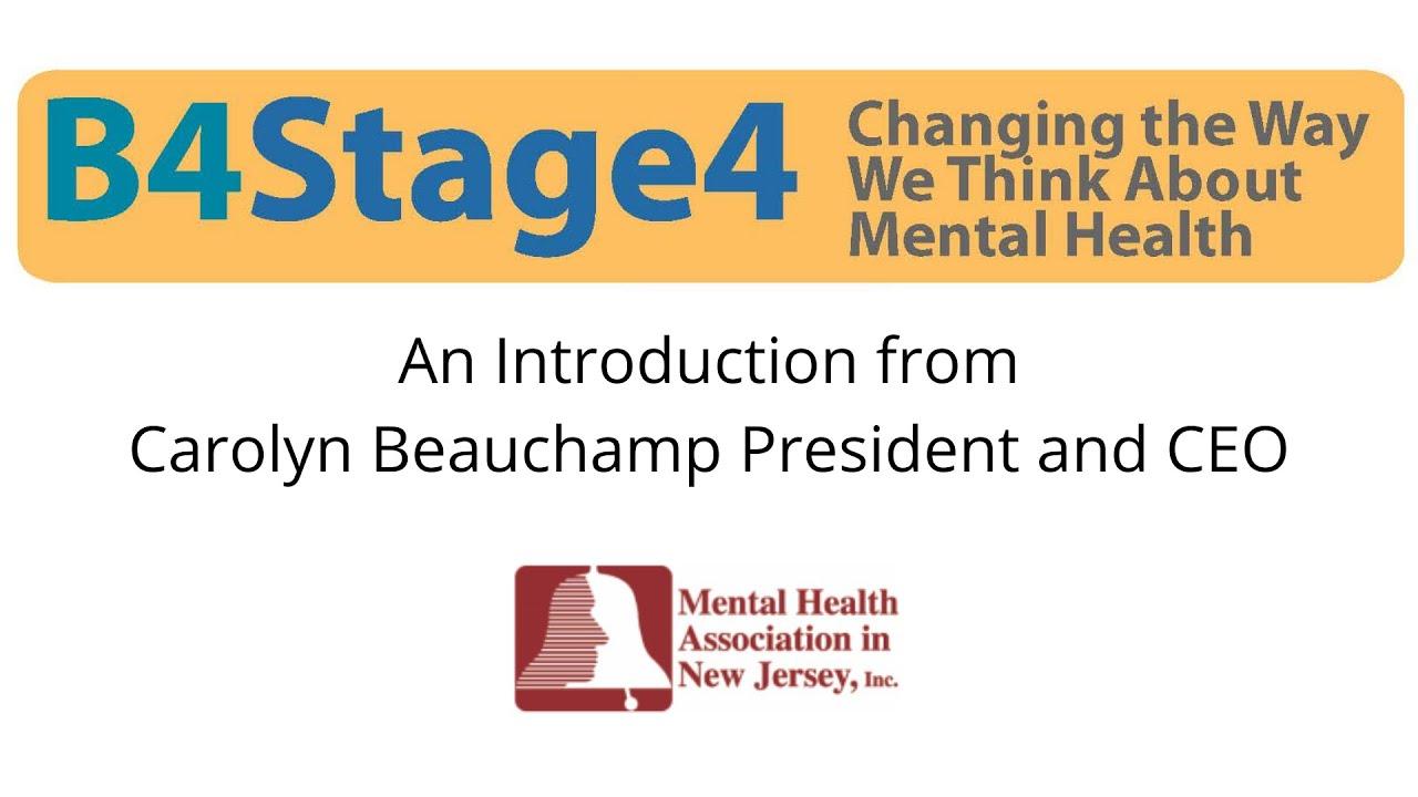 MHANJ encourages New Jerseyans to address mental health concerns