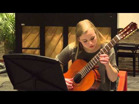 Hilde Luytjes Composities van Piazzolla  Concert Muziekschool Soest