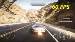 Need For Speed Rivals [PC] - 30 and 60 FPS - AMD R9 280X