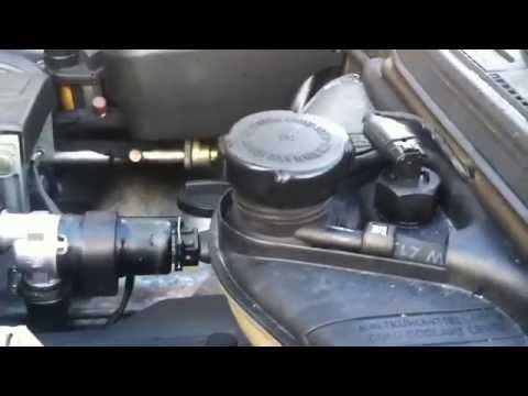 How To: BMW E34 Coolant Drain