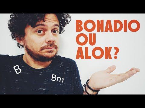 BONADIO E ALOK  Quem está certo?