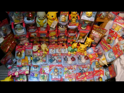 I Bought An Insane Vintage Pokemon Toy Collection!!! Pick Ups