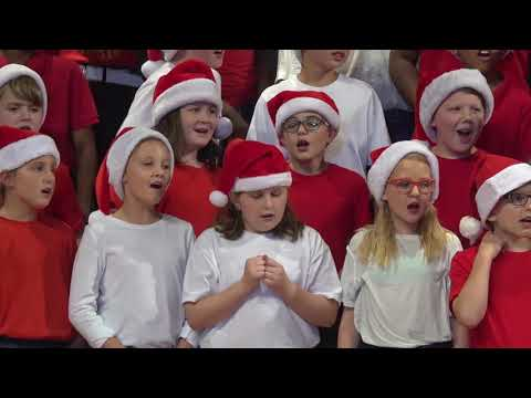 Hahira Elementary School Choir Holiday Concert 2019