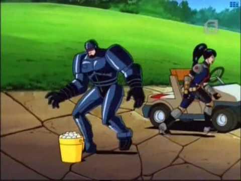 Робокоп мультфильм картинки