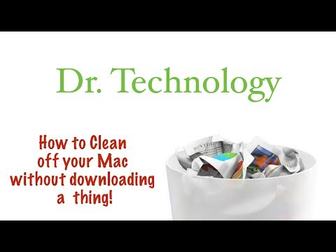 How to clean the junk files off your computer