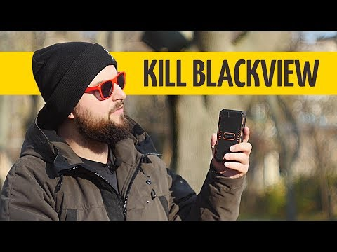 КРАШ ТЕСТ Blackview BV4000. Разбили? thumbnail