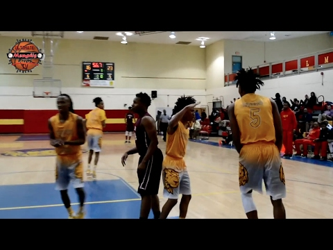 LETHAL WEAPONS: #5 in TN W.E.B Dubois Scores 115 POINTS!!