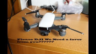 DJI Spark! Please DJI do us this favor we ask for!