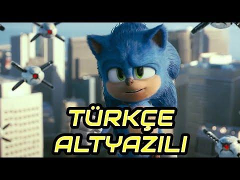 Sonic The Hedgehog Fragman 4 Türkçe Altyazılı