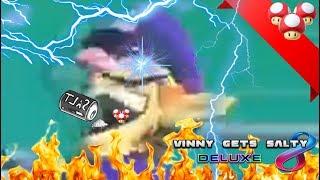 [Vinesauce] Vinny - Salt kart 8 deluxe 3: Return of the Salt