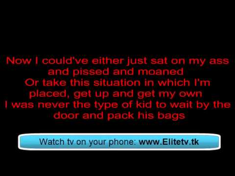 Eminem - Beautiful Lyrics