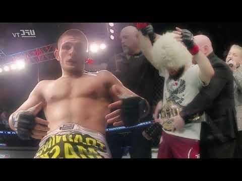 UFC 229 Intro W/ John Malkovich