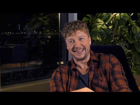 Sunrise Avenue interview - Samu Haber (part 2)