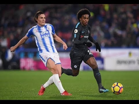 Download Huddersfield Town vs Chelsea 1-3:   All Goals and Highlights | Premier League  |  12/12/2017