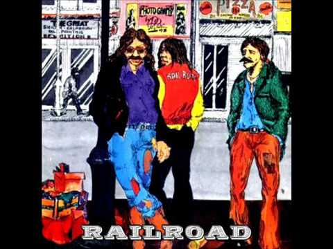 Railroad - Railroad 1976 (FULL ALBUM) [Blues Rock]