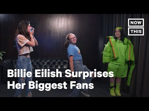 Billie Eilish Surprises Fans Trying Out 'Just Dance 2020' | NowThis